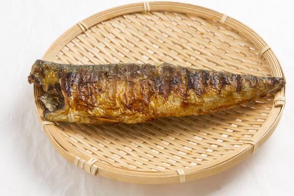サバの焼き魚